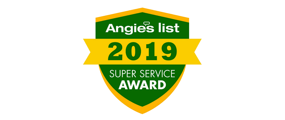 2019 Angie's List Super Service Award