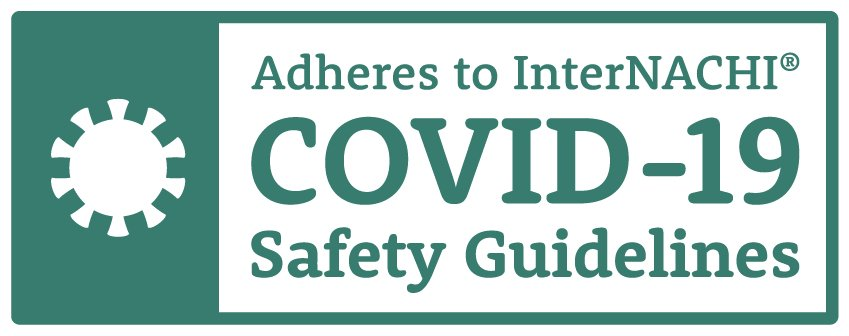 COVID-19 InterNACHI safety guidelines