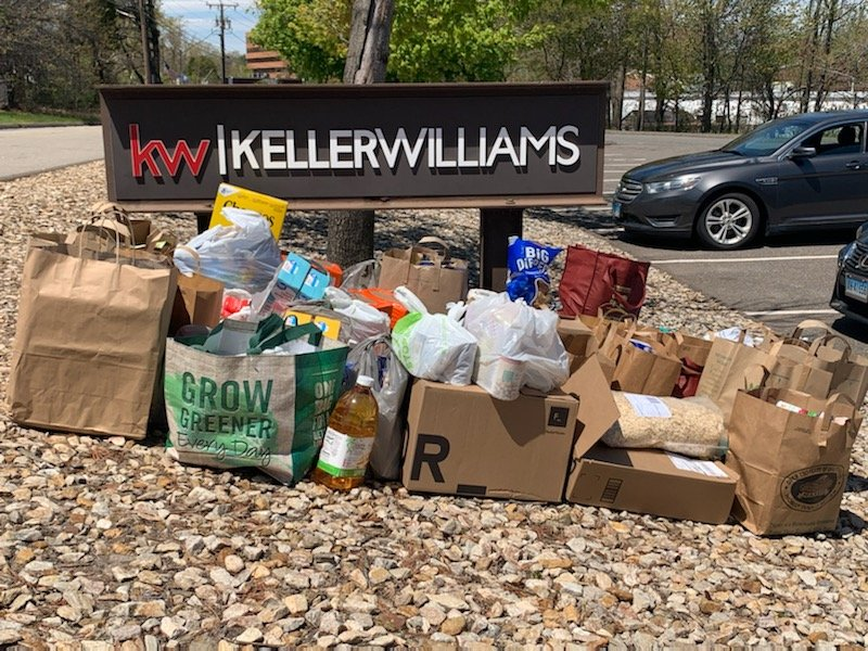 KW Red Day food donations